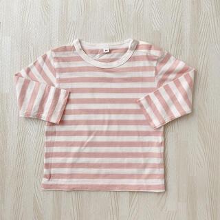 無印良品  ロンT  Tシャツ  カットソー