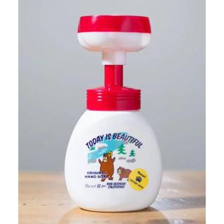 ロンハーマン(Ron Herman)のロンハーマンハンドソープ容器 ショップ袋付き!!(日用品/生活雑貨)