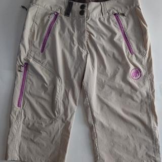 Mammut - マムート7分丈パンツ