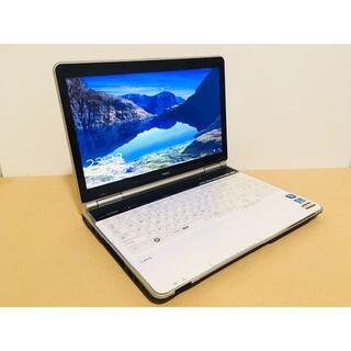 エヌイーシー(NEC)のNEC LaVie LL750/D カスタム可能(ノートPC)