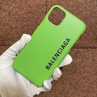 バレンシアガ(Balenciaga)の本物・新品未使用【バレンシアガ】iPhone11 ケース(iPhoneケース)