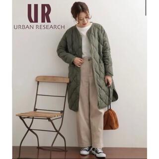 ドアーズ(DOORS / URBAN RESEARCH)の【URBAN RESEARCH DOORS】太コールストレートパンツ(カジュアルパンツ)