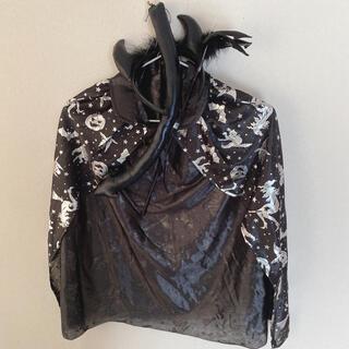 クレアーズ(claire's)のハロウィンコスプレ 仮装 悪魔 デビル(衣装一式)