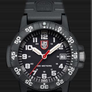 ルミノックス(Luminox)のLUMI NOX navy SEALSEATURTLE 36300円 0301(腕時計(アナログ))