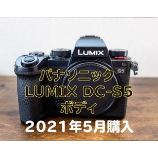Panasonic - パナソニック LUMIX DC - S5 ボディ