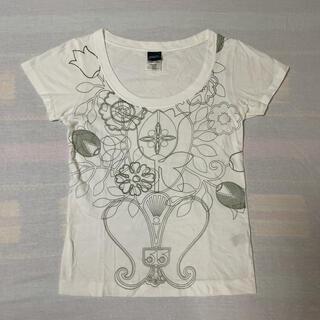 ディーゼル(DIESEL)のディーゼル diesel Tシャツ レディース S(Tシャツ(半袖/袖なし))