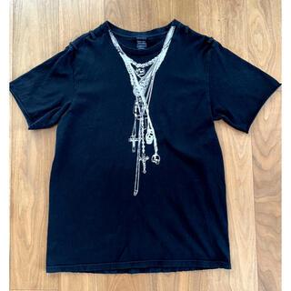 ナンバーナイン(NUMBER (N)INE)の ナンバーナイン ロザリオ ネックレス Tシャツ (Tシャツ/カットソー(半袖/袖なし))