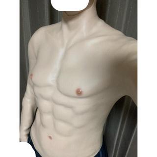 筋肉スーツ Sサイズ 腕付き(コスプレ用インナー)