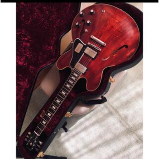 ギブソン(Gibson)のGibson CustomShop1963 ES-335 LightlyAged(エレキギター)