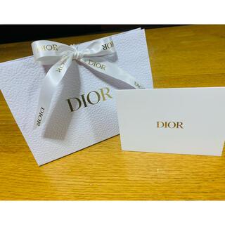 クリスチャンディオール(Christian Dior)のdior  ラッピング袋 ラッピングボックス(ラッピング/包装)
