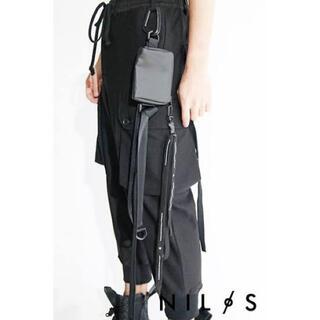 JULIUS - 完売 NILoS ニルズ 20SS ストラップ ポーチ 新品 ユリウス