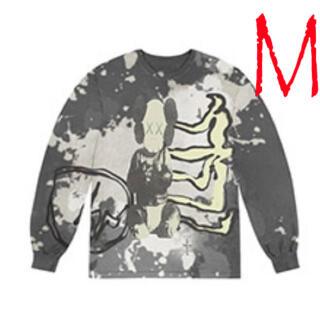 カクタス(CACTUS)のCACTUS JACK + KAWS FOR FRAGMENT L/S M(Tシャツ/カットソー(七分/長袖))
