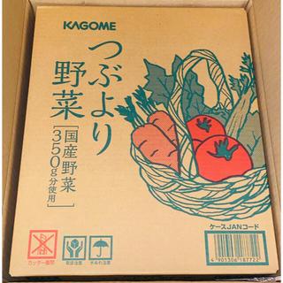 KAGOME - カゴメ つぶより野菜 30本