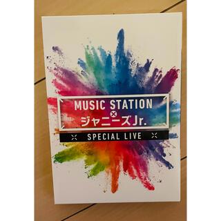 ジャニーズJr. - MUSIC STATION × ジャニーズJr.