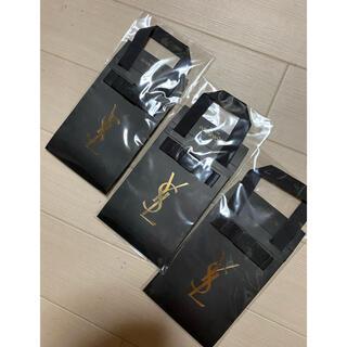 イヴサンローランボーテ(Yves Saint Laurent Beaute)のYSL イヴサンローランミニ ギフト バッグ 3枚(ショップ袋)