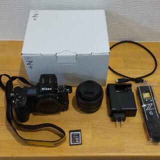 Nikon - NIKON Z6本体+Nikkor Z 24-50/4-6.3+XQD32GB