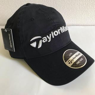 TaylorMade - 【新品】テーラーメイド メンズ トラディション ライト キャップ ブラック