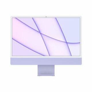 Apple - 【新型】アップル 24インチiMac Retina4.5K【パープル】
