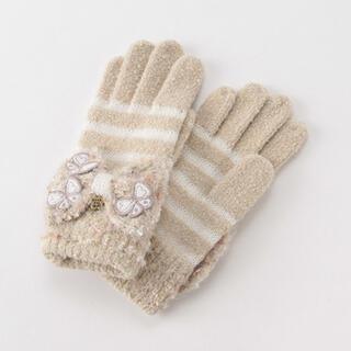 アナスイ(ANNA SUI)のANNA SUImini 【新品】♡蝶モチーフ手袋♡(その他)