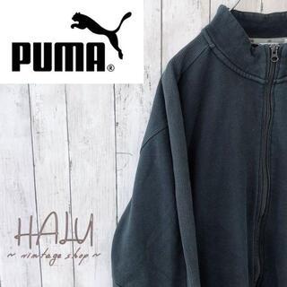 プーマ(PUMA)のPUMA プーマ フルジップトレーナー ハイネック スポーツウェア 素材mix(その他)