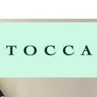 トッカ(TOCCA)の【新品】日本製 高級刺繍 トッカ フェミニンスカート(ひざ丈スカート)
