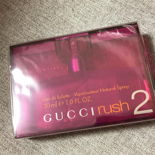Gucci - GUCCIラッシュ2 グッチラッシュ2 廃盤品  新品未開封 30ml