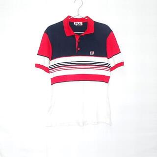 フィラ(FILA)の▪️80's【FILA】VINTAGE POLO(ポロシャツ)