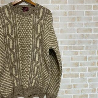ダニエルウェリントン(Daniel Wellington)の【80s】Cambridge Classic vintage Knit(ニット/セーター)