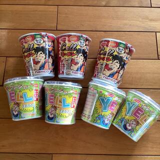 バンダイ(BANDAI)のナムコ ゲームセンター 景品 7点(レトルト食品)