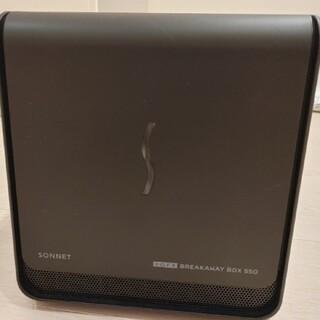 Sonnet eGFX Breakaway Box 550(PC周辺機器)