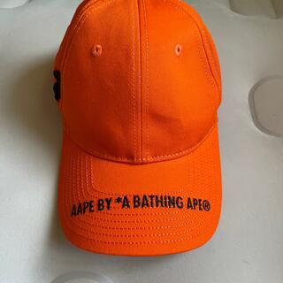 A BATHING APE - キャップ🧢