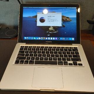 アップル(Apple)のMacBook Pro 2012 13インチ US配列(ノートPC)
