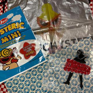 ヒステリックミニ(HYSTERIC MINI)のヒスミニ♡ヒスグラ♡ショップ袋♡4枚セット♡③(ショップ袋)