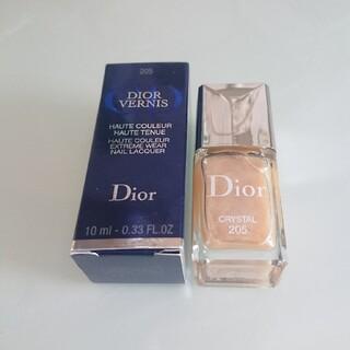 クリスチャンディオール(Christian Dior)のディオール  ネイルエナメル(マニキュア)