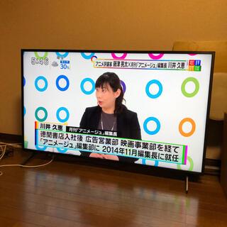 SONY - ソニー ブラビア 4K液晶テレビ 55V型 KJ-55X8000H