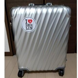 トゥミ(TUMI)のTUMI キャリーケース 【最終価格】(トラベルバッグ/スーツケース)