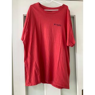 コロンビア(Columbia)のコロンビア 古着 Tシャツ(Tシャツ/カットソー(半袖/袖なし))