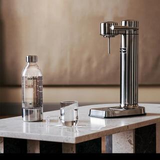 BALMUDA - AARKE 炭酸メーカー本体、ボトルセット