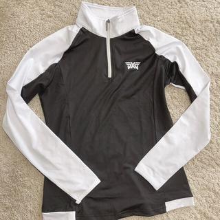 ラルフローレン(Ralph Lauren)の新品 PXG ゴルフウェア レディース 長袖シャツ Mサイズ(ウエア)