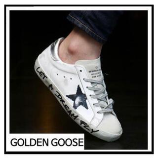 GOLDEN GOOSE - Golden Goose(ゴールデングース)スニーカー38