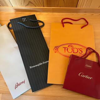カルティエ(Cartier)のブランド紙袋(ショップ袋)