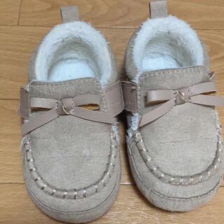 フタフタ(futafuta)のtete a tete  靴 ムートン靴 キッズシューズ ベビーシューズ(スニーカー)