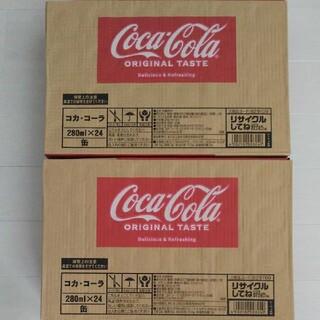 コカ・コーラ - コカ・コーラ×48缶
