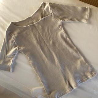ローリーズファーム(LOWRYS FARM)のオーガニックタイトTシャツ(Tシャツ(半袖/袖なし))