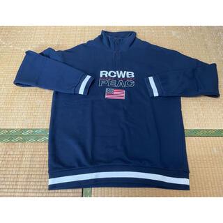 ロデオクラウンズワイドボウル(RODEO CROWNS WIDE BOWL)のRODEO CROWNS スウェット トレーナー タートル RCWB(スウェット)