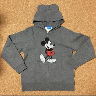 ミッキーマウス - お値下げ! 美品 ディズニー ミッキー パーカー