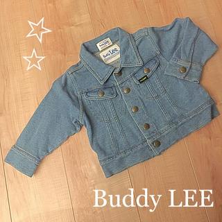 バディーリー(Buddy Lee)の【80cm】Buddy LEE デニムジャケット(ジャケット/コート)