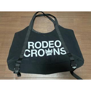 ロデオクラウンズワイドボウル(RODEO CROWNS WIDE BOWL)のRODEO CROWNS トート バッグ 鞄 RCWB(トートバッグ)
