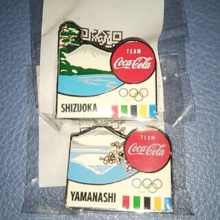 コカ・コーラ - コカコーラ ピンバッジ オリンピック