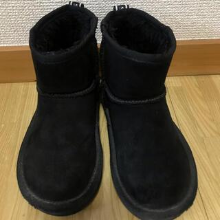 グラビス(gravis)のABCマート グラビス ムートンブーツ 17センチ(ブーツ)